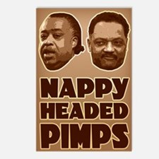 Nappy Headed Pimps Postcards (Package of 8)