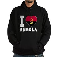 I Love Angola Hoodie