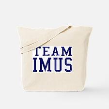 Team Imus Tote Bag