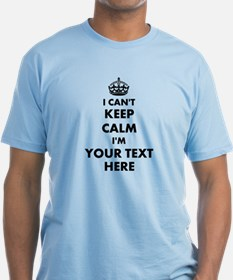 I Cant Keep Calm T-Shirt For New Daddy Father