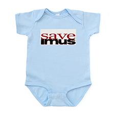 Save Imus Infant Bodysuit
