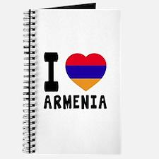 I Love Armenia Journal