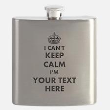 I cant keep calm Flask