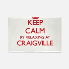 Keep calm by relaxing at Craigville Massac Magnets