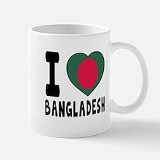 I Love Bangladesh Mug