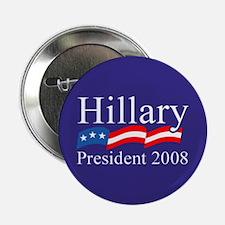 HILLARY CLINTON PRESIDENT 200 Button