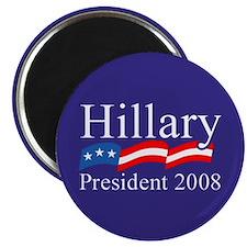 HILLARY CLINTON PRESIDENT 200 Magnet