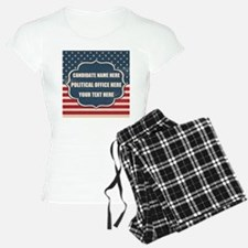 Personalized USA President pajamas
