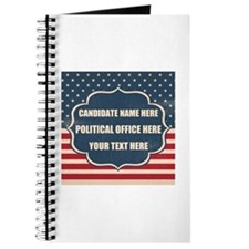 Personalized USA President Journal