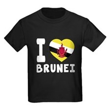 I Love Brunei T