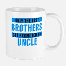 Promoted To Uncle Mugs