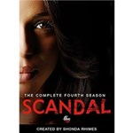 Scandal: The Complete 4th Season Dvd