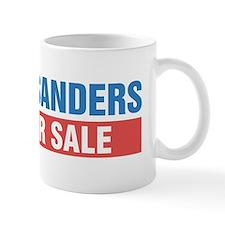 Bernie Sanders Not For Sale Mugs