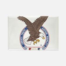 Unique Boston college eagles Rectangle Magnet