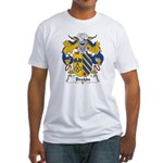 Breton Family Crest Fitted T-Shirt