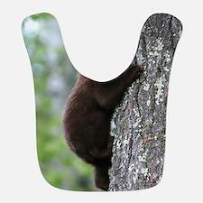 Bear Cub Climbing a Tree Bib