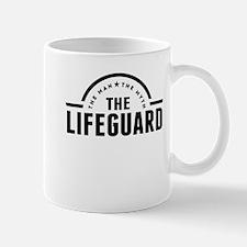 The Man The Myth The Lifeguard Mugs