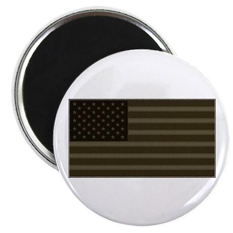 US Flag OD Patch Magnet