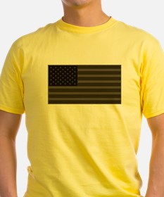 US Flag OD Patch T