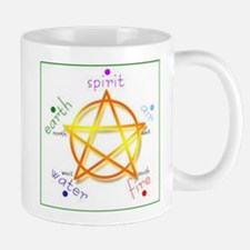 Pentacle Mugs