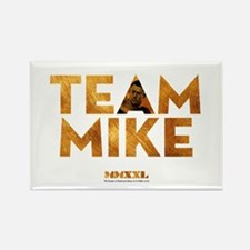 MMXXL Team Mike Rectangle Magnet