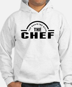 The Man The Myth The Chef Hoodie