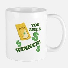 A Winner Mugs