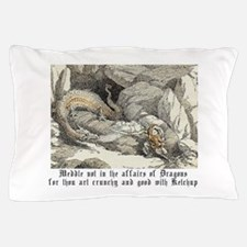 Cute Dungeons dragons Pillow Case