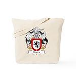 Borea Family Crest Tote Bag