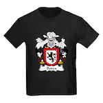 Borea Family Crest Kids Dark T-Shirt