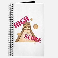 High Score Journal