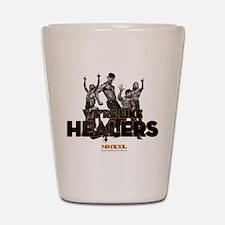 MMXXL Healers Shot Glass