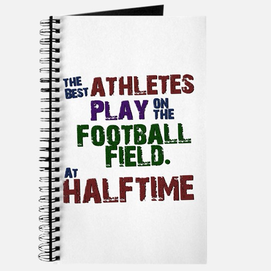 The Best Athletes Journal