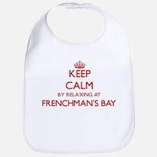 Keep calm by relaxing at Frenchman'S Bay Virgi Bib