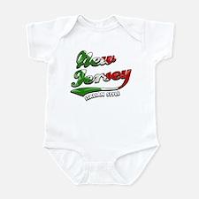New Jersey Italian Style Infant Bodysuit