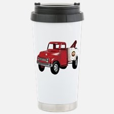 Vintage Toy Truck Stainless Steel Travel Mug
