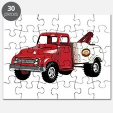 Vintage Toy Truck Puzzle