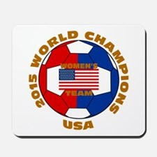 2015 Champions Mousepad