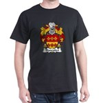 Blancafort Family Crest Dark T-Shirt