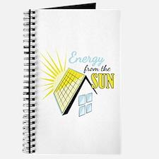 Energy From Sun Journal