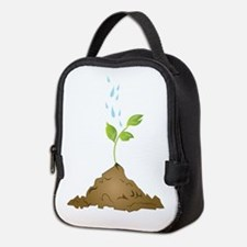 Water A Plant Neoprene Lunch Bag
