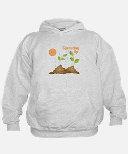 Sprouting Up Hoodie