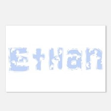 Baby Feet Ethan Postcards (package Of 8)