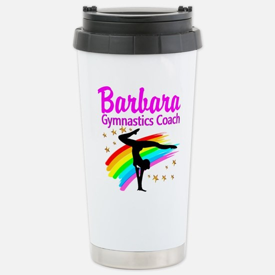 GYMNAST COACH Stainless Steel Travel Mug