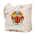 Biedma Family Crest Tote Bag
