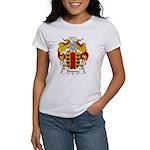 Biedma Family Crest Women's T-Shirt