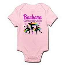 GYMNAST COACH Infant Bodysuit