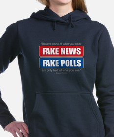 Fake News - Franklin Quote Sweatshirt