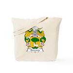 Bermejo Family Crest Tote Bag