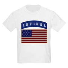 American Infidel Patch T-Shirt